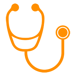 IoT stethoscope drawing